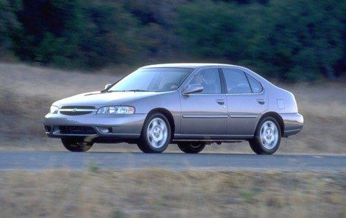 2000 nissan altima sedan gxe fq oem 1 500