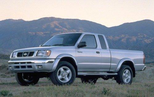 2000 nissan frontier extended cab pickup se desert runner fq oem 1 500