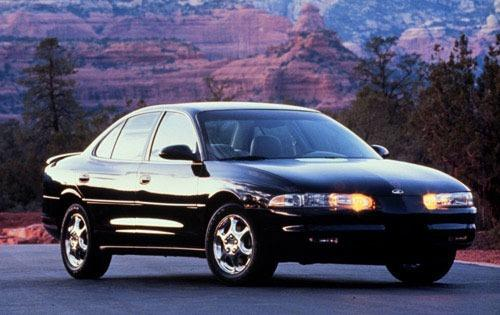 2000 oldsmobile intrigue sedan gls fq oem 1 500