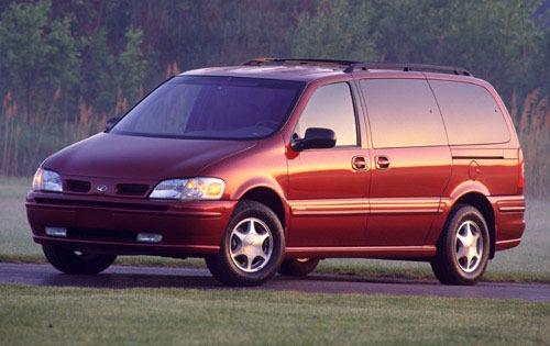 2000 oldsmobile silhouette passenger minivan premiere fq oem 1 500