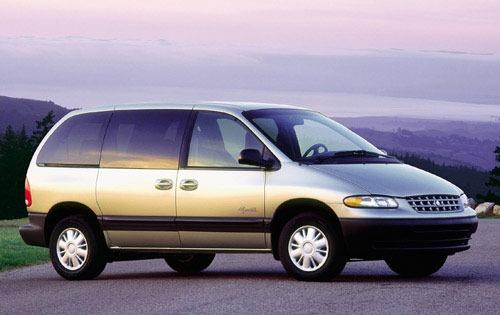 2000 plymouth voyager passenger minivan se fq oem 1 500