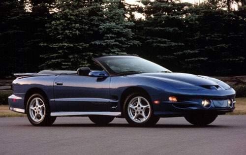 2000 pontiac firebird convertible trans am fq oem 1 500