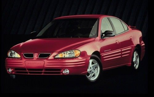 2000 pontiac grand am sedan se fq oem 1 500