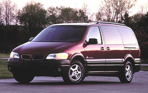 2000 pontiac montana passenger minivan montanavision fq oem 1 500