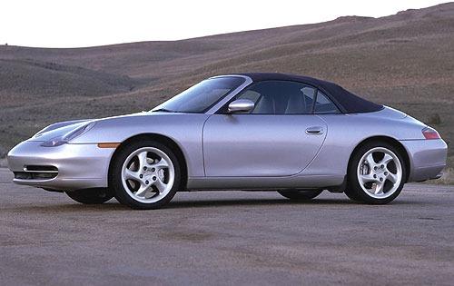 2000 porsche 911 convertible carrera 4 fq oem 1 500