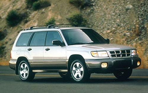 2000 subaru forester wagon s fq oem 1 500