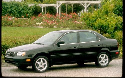 2000 suzuki esteem sedan glx fq oem 1 500