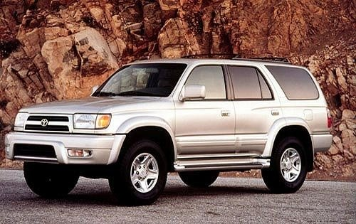 2000 toyota 4runner 4dr suv limited fq oem 1 500