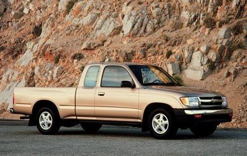 2000 toyota tacoma extended cab pickup base fq oem 1 500
