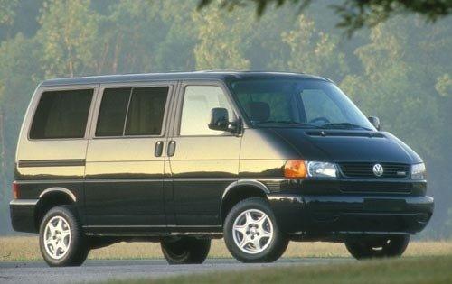 2000 volkswagen eurovan passenger minivan gls fq oem 1 500