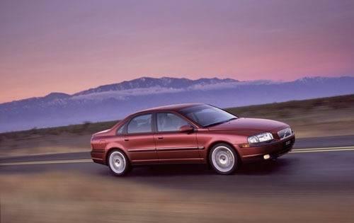 2000 volvo s80 sedan t6 fq oem 1 500