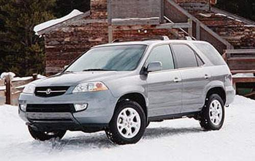 2001 acura mdx 4dr suv touring fq oem 1 500