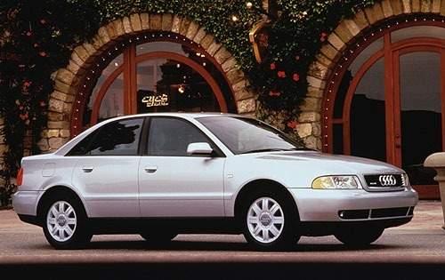 2001 audi a4 sedan 18t quattro fq oem 1 500