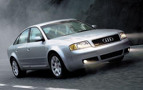 2001 audi a6 sedan 42 quattro fq oem 1 500