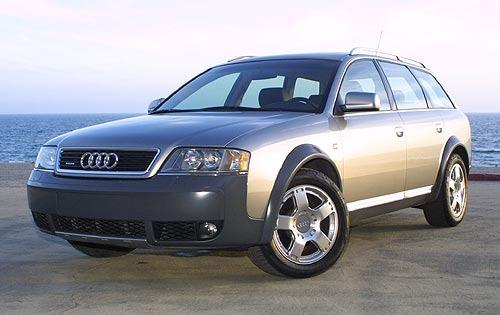 2001 audi allroad quattro wagon base fq oem 1 500