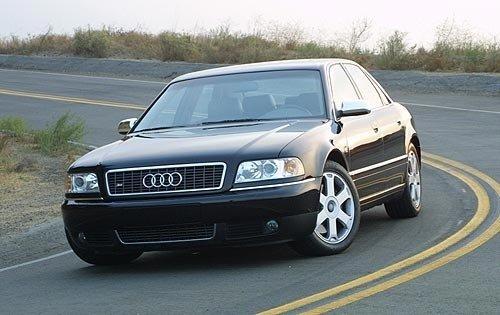 2001 audi s8 sedan quattro fq oem 1 500