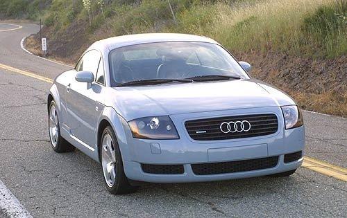 2001 audi tt coupe 225hp 225hp quattro fq oem 1 500