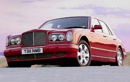 2001 bentley arnage sedan red label fq oem 1 500