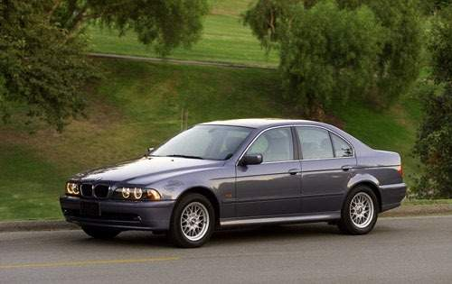2001 bmw 5 series sedan 525i fq oem 1 500