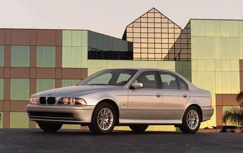 2001 bmw 5 series sedan 530i fq oem 1 500