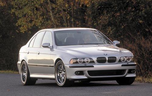 2001 bmw 5 series sedan m5 fq oem 1 500