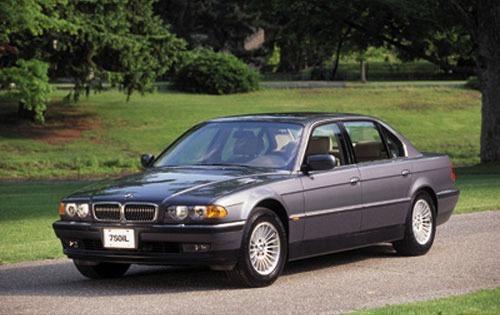 2001 bmw 7 series sedan 740il fq oem 1 500