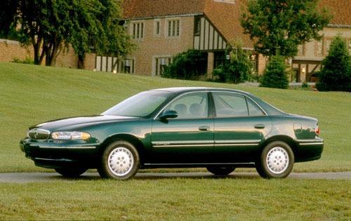 2001 buick century sedan custom fq oem 1 500