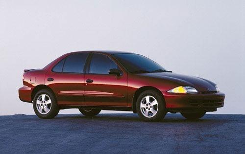 2001 chevrolet cavalier sedan base fq oem 1 500