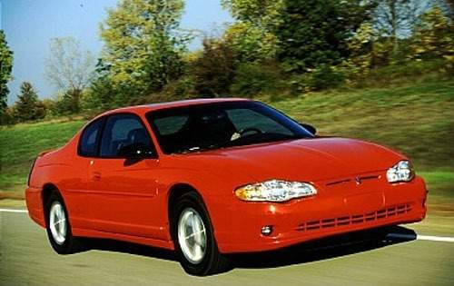 2001 chevrolet monte carlo coupe ss fq oem 1 500