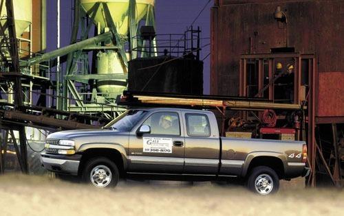 2001 chevrolet silverado 1500 extended cab pickup lt s oem 1 500