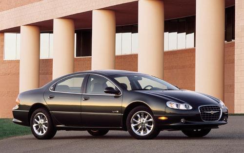 2001 chrysler lhs sedan base fq oem 1 500