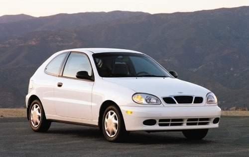 2001 daewoo lanos 2dr hatchback s fq oem 1 500