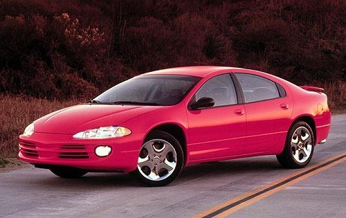 2001 dodge intrepid sedan rt fq oem 1 500