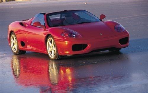 2001 ferrari 360 convertible spider fq oem 1 500