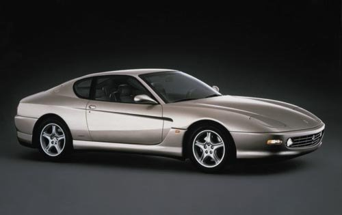 2001 ferrari 456m coupe gt fq oem 1 500