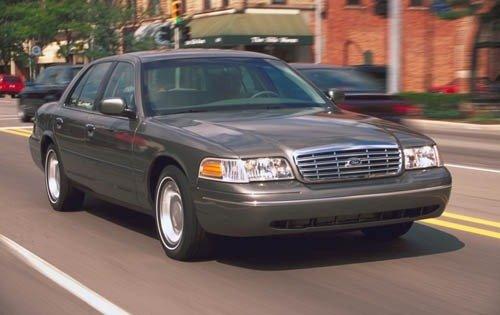 2001 ford crown victoria sedan lx fq oem 1 500