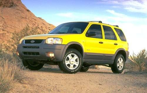 2001 ford escape 4dr suv xlt fq oem 1 500