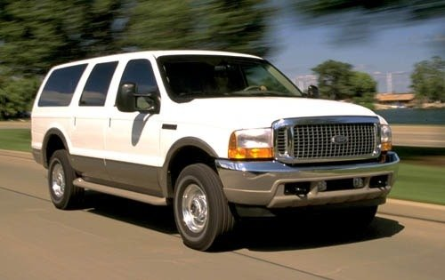 2001 ford excursion 4dr suv limited fq oem 1 500