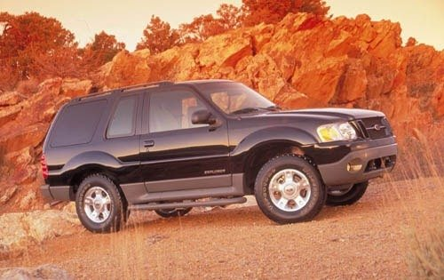 2001 ford explorer sport 2dr suv base fq oem 1 500