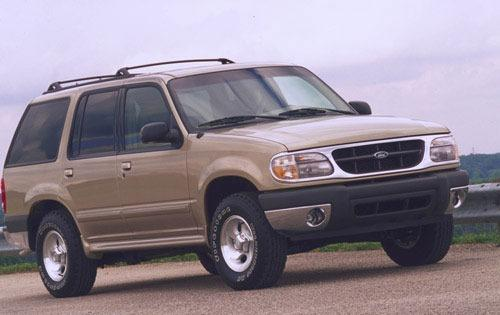 2001 ford explorer 4dr suv xlt fq oem 1 500