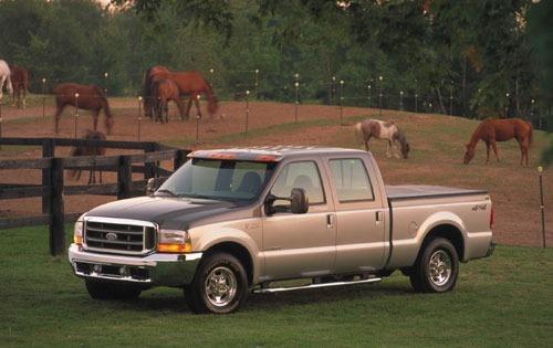 2001 ford f 250 super duty crew cab pickup lariat fq oem 1 500
