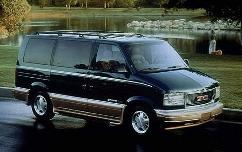 2001 gmc safari passenger minivan sle fq oem 1 500