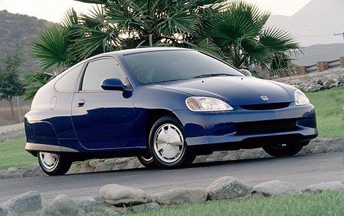 2001 honda insight 2dr hatchback base fq oem 1 500