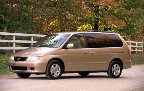 2001 honda odyssey passenger minivan ex fq oem 1 500