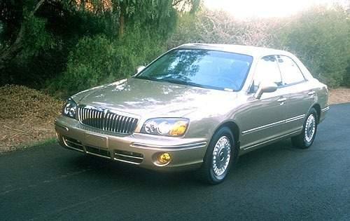 2001 hyundai xg300 sedan l fq oem 1 500