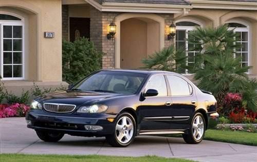 2001 infiniti i30 sedan base fq oem 1 500