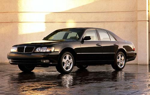 2001 infiniti q45 sedan touring fq oem 1 500
