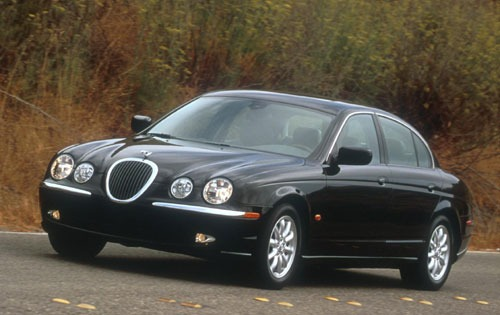 2001 jaguar s type sedan 40 fq oem 1 500