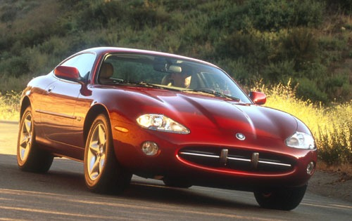 2001 jaguar xk series coupe xk8 fq oem 1 500