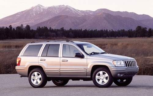2001 jeep grand cherokee 4dr suv limited fq oem 1 500